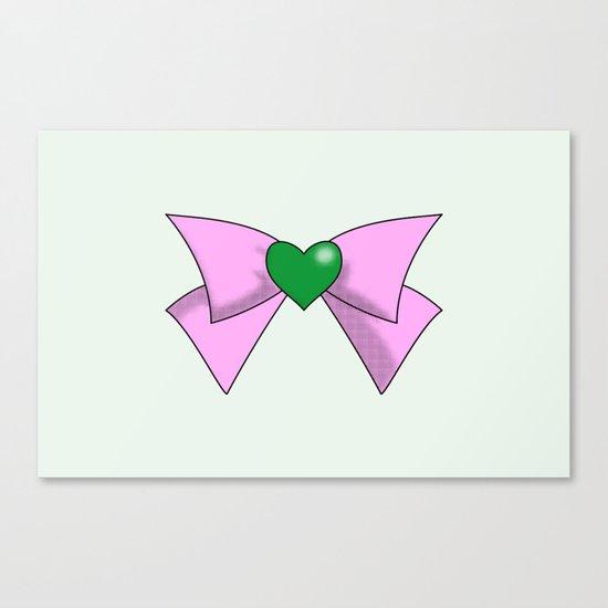 Super Sailor Jupiter Canvas Print