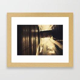 Asia 48 Framed Art Print