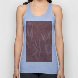 Cyanotype No. 14 Unisex Tank Top