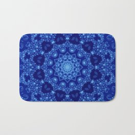 Ocean of Light Mandala Bath Mat