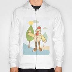sunny rooster Hoody