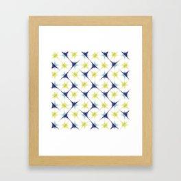 galaxi Framed Art Print