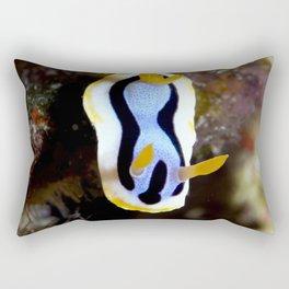 Anna's chromodoris Rectangular Pillow