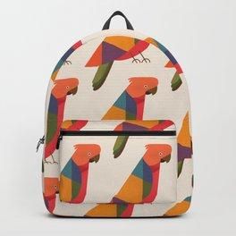 Australian King Parrot Backpack
