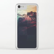 Fractions A80 Clear iPhone Case