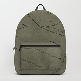 Frankenstein Monster Stitches Backpack