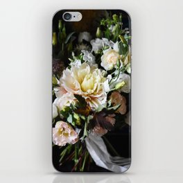 Blush Bouquet iPhone Skin