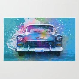 Chevrolet Bel Air Rug