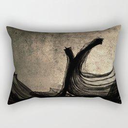 An Ocean of Dischord Rectangular Pillow