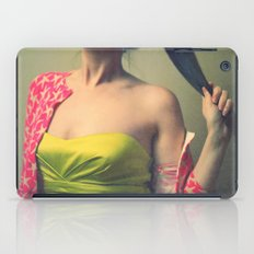 off with her head! iPad Case
