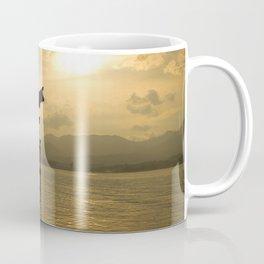Sunset at Miyajima Coffee Mug