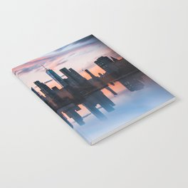Downtown Reflections Notebook