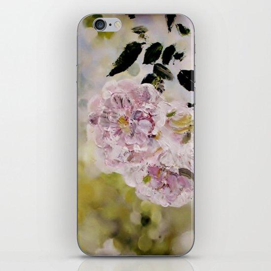Rosy days iPhone & iPod Skin