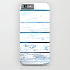Paint Wood Slim Case iPhone 6s