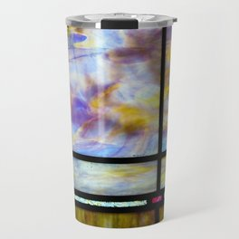 All The Colors Held Together Travel Mug