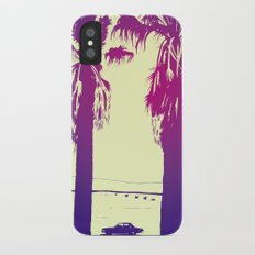 Palms iPhone X Slim Case