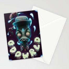 Oddworld Stationery Cards