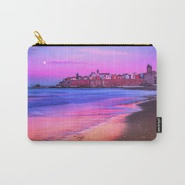 The Moon on Termoli Carry-All Pouch
