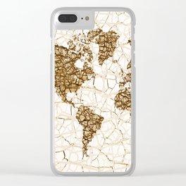 Design 99 Clear iPhone Case