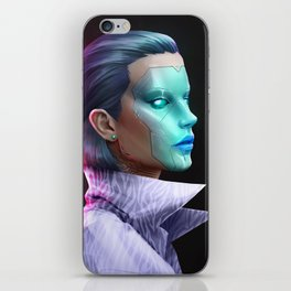 cyberpunk-5th iPhone Skin