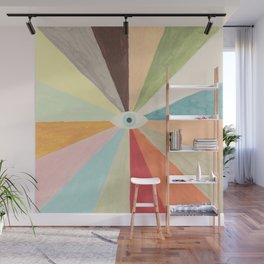 Big Brother - Colors Wall Mural