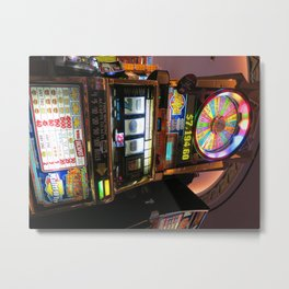 Casino Royale Metal Print
