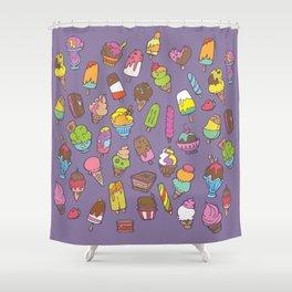 Summer Treats Shower Curtain