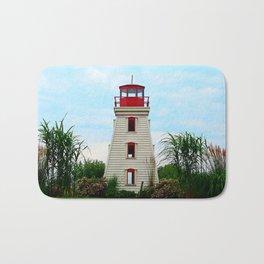 Garden Lighthouse Bath Mat