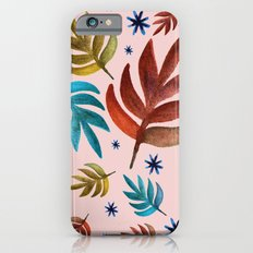 Stars and leafs iPhone 6s Slim Case