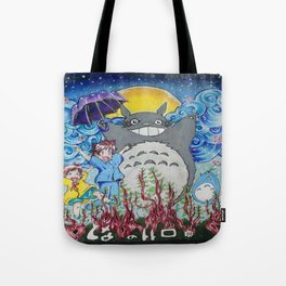 my neighbor and friends Tote Bag
