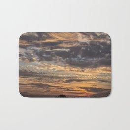 Pastel Sunset pt.2 Bath Mat