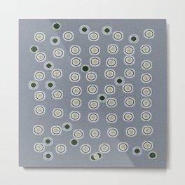 Spotty Spots Metal Print