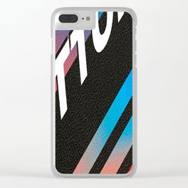 LV Cruise 2017 Clear iPhone Case
