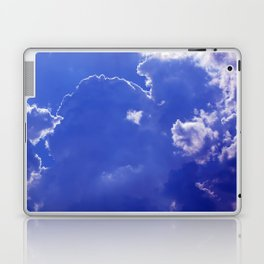 Clouds over Baden-Wurttemberg Laptop & iPad Skin
