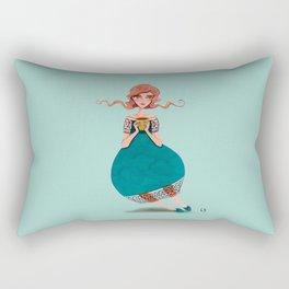 TeaFairy Rectangular Pillow