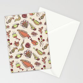Cambrian Critters Stationery Cards
