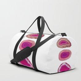 3 sisters agates Duffle Bag