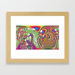 Source Study Framed Art Print