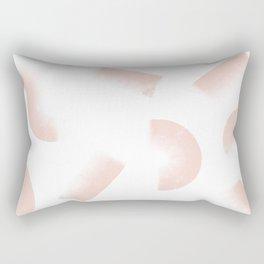 Etto Dos Blush Rectangular Pillow