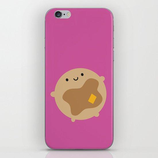 Kawaii Pancake iPhone & iPod Skin