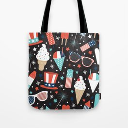American Summer Tote Bag