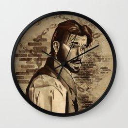Captain Jackson Wall Clock