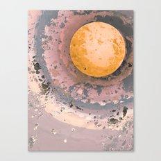 Dust 02 - Post Biological Universe Canvas Print
