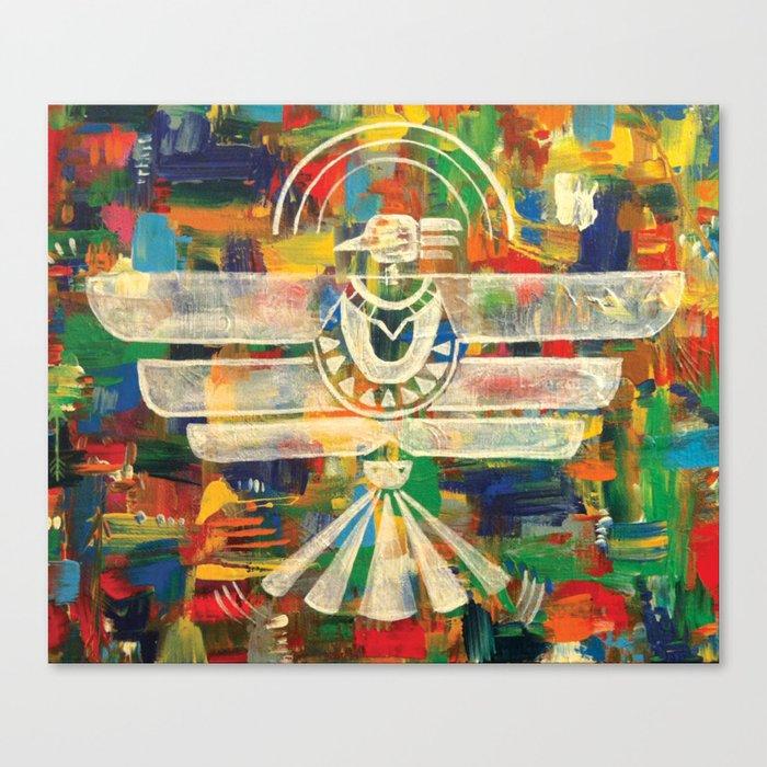 Got Spirit? Canvas Print