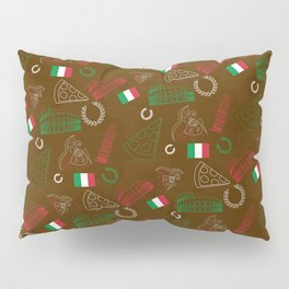 Italian pattern Pillow Sham