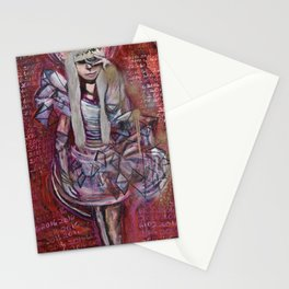 """Celebrity Worship"" by Lindsay Wiggins Stationery Cards"