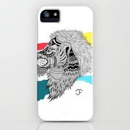 HAKUNA LION iPhone Case