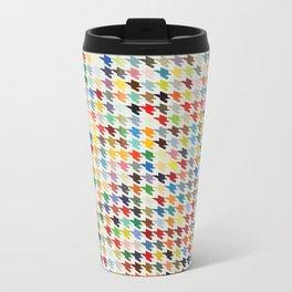 Hirstooth Pattern Travel Mug
