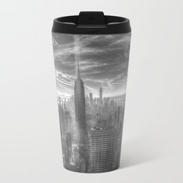 New York City View Travel Mug