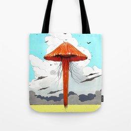 méduse volante #1 Tote Bag